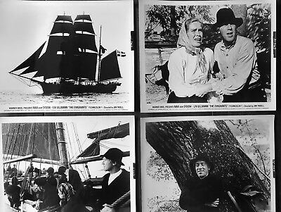 24 Photos   The Emigrants   Face To Face  Max Von Sydow  Liv Ullmann  Lot #5