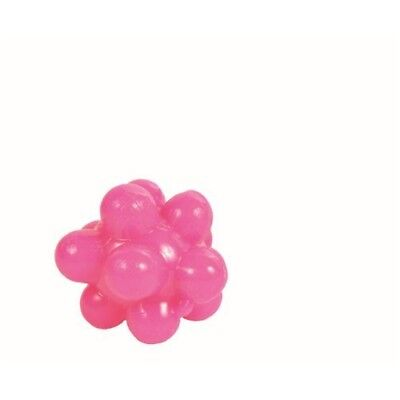 4 x Knops Ball Cat Toys, Toy Treat - Toys Rubber Balls Kitten Trixie