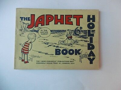 'The Japhet Holiday Book' by Horrabin