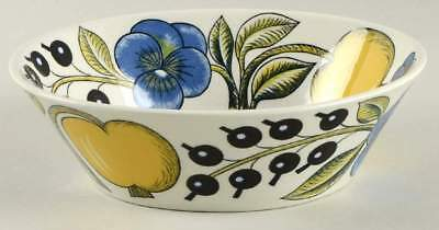 Arabia Of Finland PARATIISI Oval Cereal Bowl 2421406