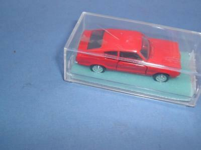 Schuco Ford Taunus Gt Coupe Mint & Boxed *Nice Item* Please See The Photos