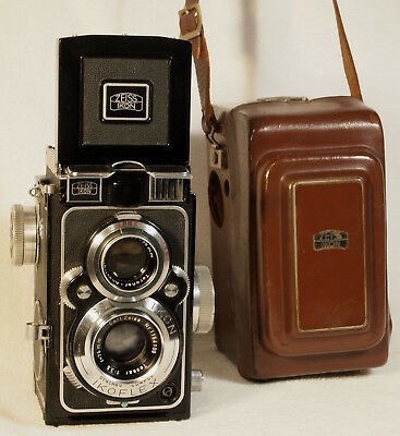 ZEISS IKON Ikoflex Favorit TLR Camera with Tessar Lens