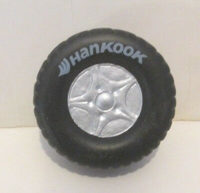 Hankook Tires Ventus Advertising Promo Relaxable Stress Relief Squeeze Car Tire