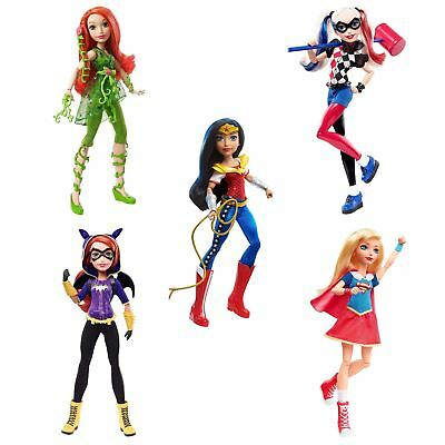 DC Super Hero Girls Doll Comics Action Figure With Accessories 30cm