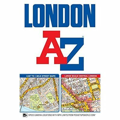 London Street Atlas - Paperback NEW Geographers' A- 4 Nov. 2016