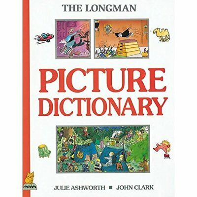 Longman Nelson Picture Dictionary (Primary Courses & Ma - Paperback NEW Ashworth