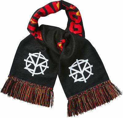 WWE SETH ROLLINS Burn It Down OFFICIAL SCARF SCHAL