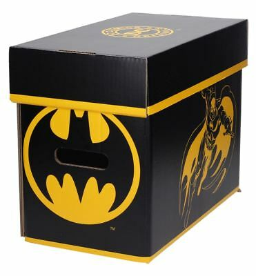 DC Comic Box (kurz) Batman Logo