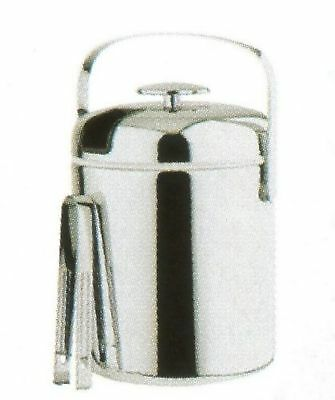 Paderno 4151313 1.3 Litre Ice Bucket with Ice Tongs