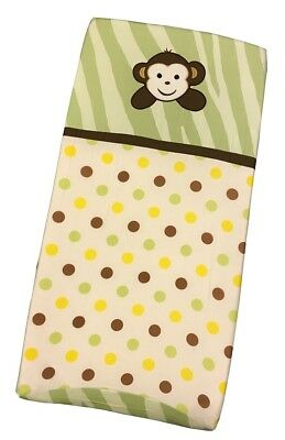 Grey Damask Sisi Baby Design Diaper Changing Table Pad Cover