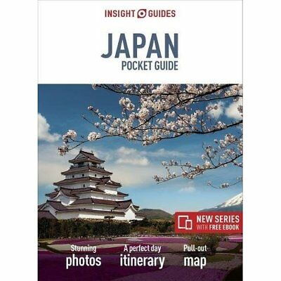 Insight Pocket Guide Japan - Insight Pocket Guides (Pap - Paperback NEW Guides,