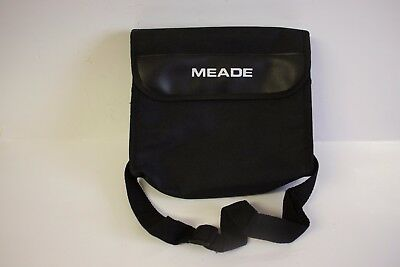 "Meade 7x35mm Nylon Binocular Case & Strap 7"" x 6"" x 2"" USED"