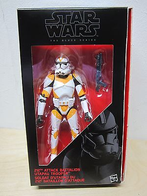 "Star Wars 6"" Black Series Order 66 Clone Trooper 212Th Attack Battalion Utapau"