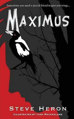 Maximus by Steve Heron Paperback Book Free Shipping!