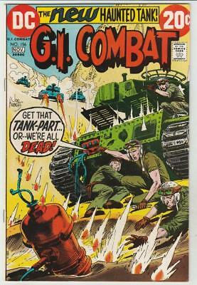 G.I. Combat  # 156  strict  NM-   appearance  Haunted Tank
