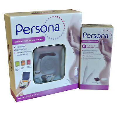 Persona Ovulation Contraception Monitor Persona Ovulation Test Sticks