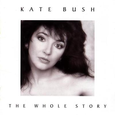 Kate Bush - The Whole Story CD Parlophone NEW
