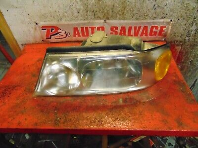 98 00 01 02 99 Lincoln Navigator Oem Drivers Side Left Headlight Embly