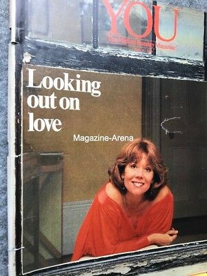 Diana Rigg / The Avengers Frankie goes to hollywood Roger Rees  1 day Magazine