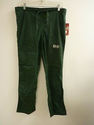 GelScrubs Unisex Medical Scrub Pant 6558 Akron Children's Hospital Logo Size XL