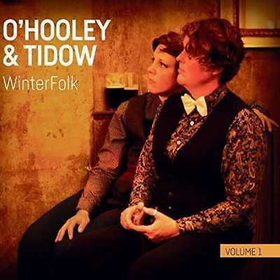 O'hooley And Tidow - Winterfolk Volume 1 NEW CD