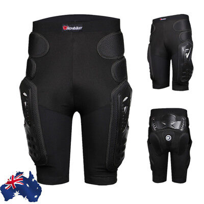 Sport Hip Bum Armour Skiing Motocross Motorcycle Protection Padded Shorts Pants