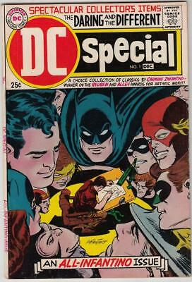 DC Special  # 1  strict  NM-   artist  Carmine Infantino Tribute
