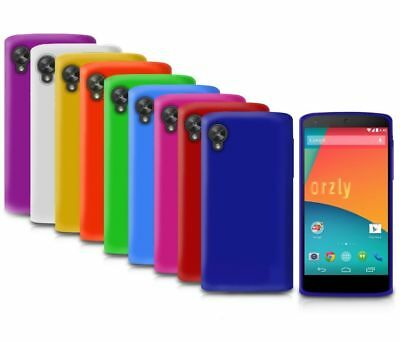 Soft Silicone Gel Case Skin Cover For LG Google Nexus 5