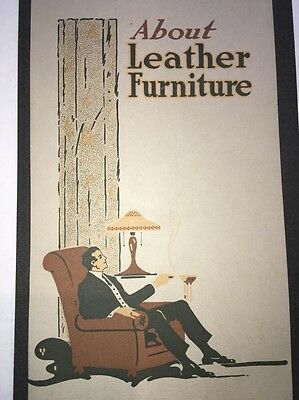 Corday & Gross Printers Advertising Graphic Art Deco Cleveland Oh Furniture Lamp