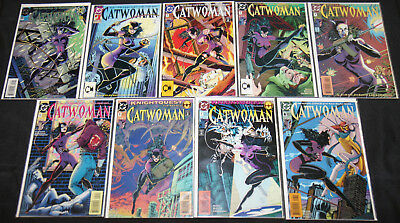 DC CATWOMAN VOL. 2 #0-52 + Annual #1 - 54pc Mid-High Comic Lot VF-NM Batman
