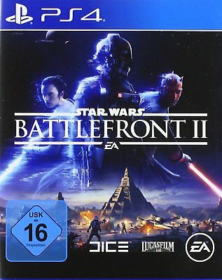 Star Wars Battlefront 2 II PS4 PLAYSTATION 4 Nuevo + Emb.orig