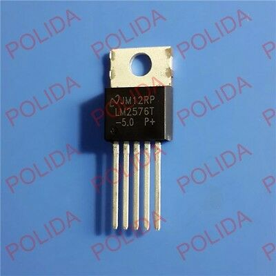 10PCS IC NSC TO-220 LM2576T-3.3
