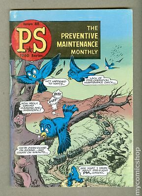 PS The Preventive Maintenance Monthly #88 1960 VG- 3.5