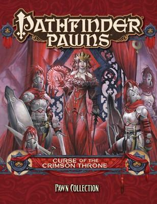Paizo Pathfinder Curse of The Crimson Throne Pawn Collection Zip SW
