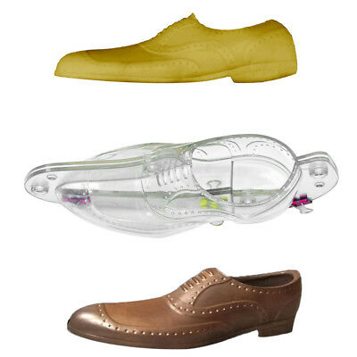 3D Leather Shoes Chocolate Mould Candy Cake Jelly Mold Wedding Decorating DIY