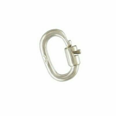 Sterling Silver 925 Link Lock 5.5mm jump ring replacement