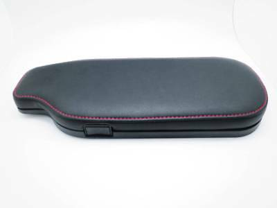Armrest For Scion FR-S FRS BRZ GT86 - Flip Open Center Console Red Stitching