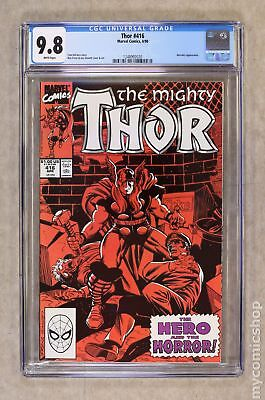Thor (1st Series Journey Into Mystery) #416 1990 CGC 9.8 1248992020