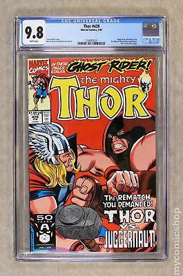 Thor (1st Series Journey Into Mystery) #429 1991 CGC 9.8 1248992021