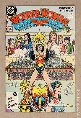 Wonder Woman (2nd Series) 1B 1987 No Month Variant VF- 7.5