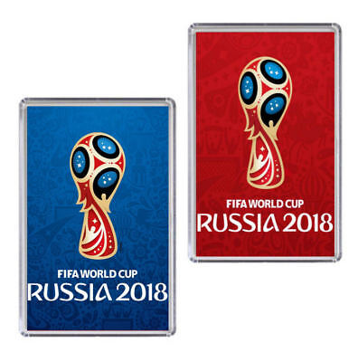 Russia World Cup 2018 Fridge Magnet chose from 2 designs