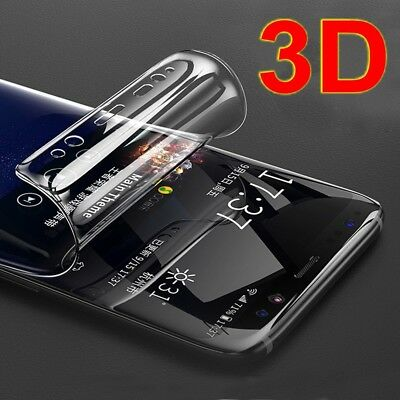 Clear Front Rear Full Cover Soft Screen Protector Film for Samsung Galaxy A8 S9+