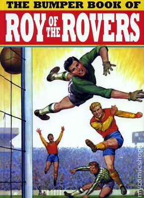 Bumper Book of Roy of the Rovers HC #1-1ST 2008 NM Stock Image