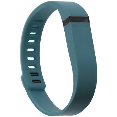 For Fitbit Flex Band Replacement Wrist Bands Wristband Large Navy Blue w/ Clasps