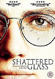 Shattered Glass [DVD], DVD, New, FREE & Fast Delivery