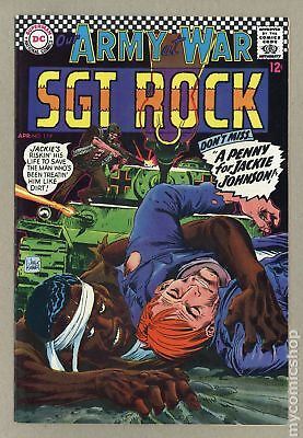 Our Army at War #179 1967 FN/VF 7.0