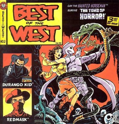 Best of the West (AC Comics) #3 1998 VF Stock Image