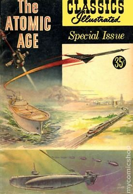 Classics Illustrated Special #156A 1960 VG 4.0 Stock Image