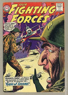 Our Fighting Forces #84 1964 VG/FN 5.0