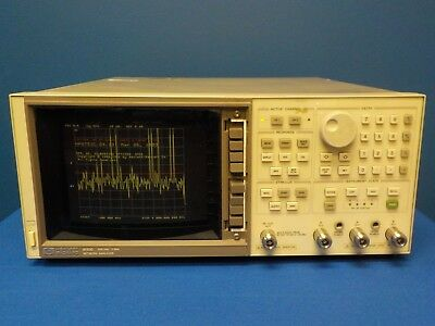 Agilent 8753C  RF Vector Network Analyzer,  300 kHz to 3 GHz